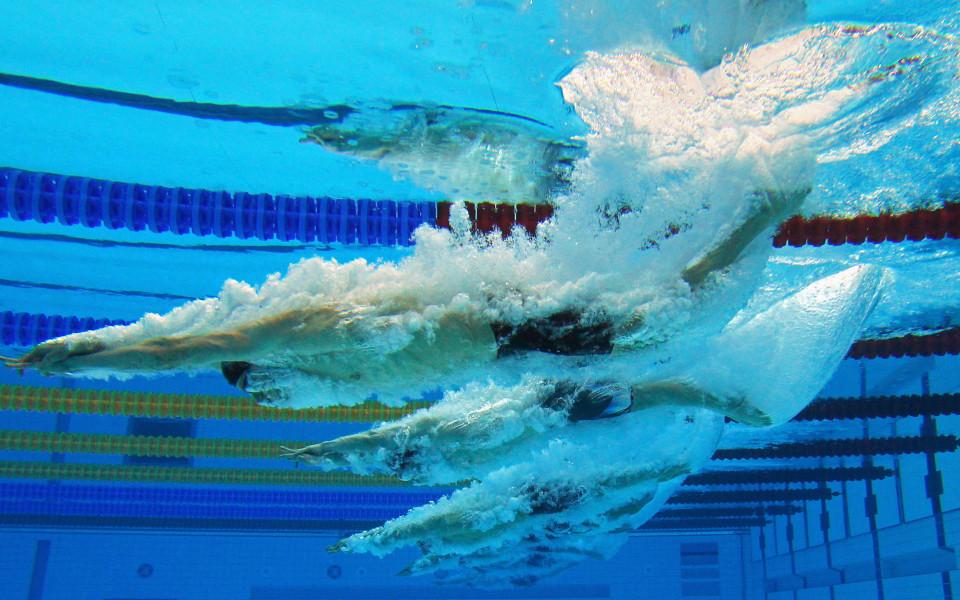 Български плувец с голям успех в Грац