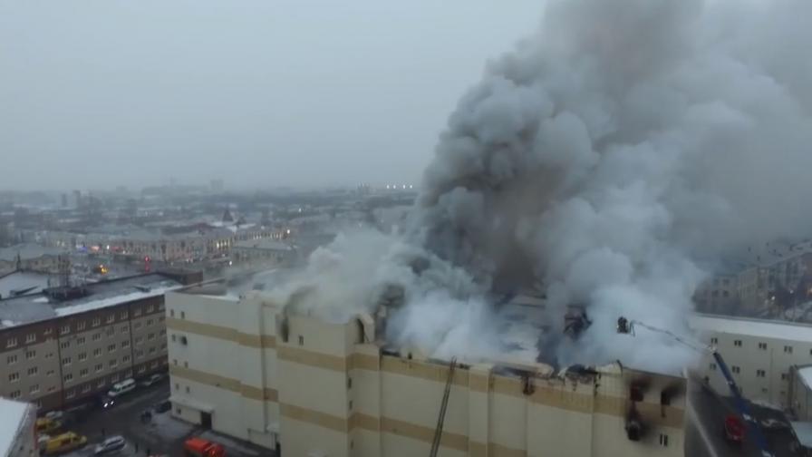 Шокиращи разкрития за пожара, убил десетки в Русия