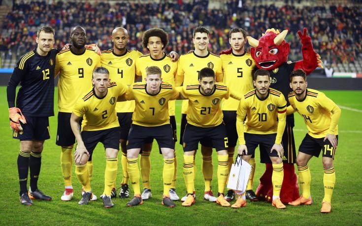 Белгия с класика срещу Египет