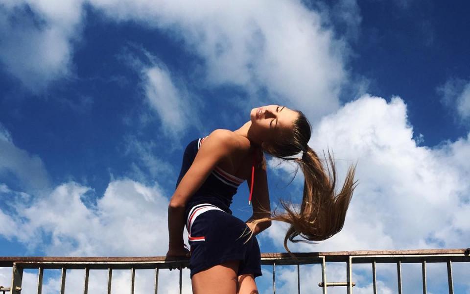 Руският ангел на художествената гимнастика идва у нас
