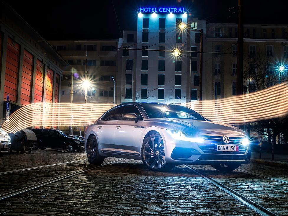 - Има поне десетина прилагателни, които може да се използват за описание на всеки модел на Volkswagen, но никога досега в този набор от изразни...