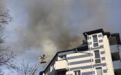 Пожар избухна в хотел с юноши на ЦСКА, няма пострадали