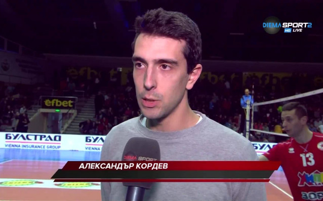 Александър Кордев няма да играе в Левски през следващия сезон.