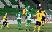 Лудогорец излиза за три точки срещу Верея преди сблъсъка с ЦСКА