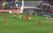 Две дузпи и победа за Марсилия срещу Дижон