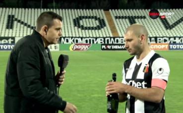 Веско Марчев: Дано късметът се обърне