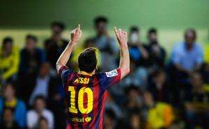 Меси най-после става титулярен капитан на Барса