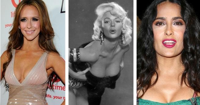 Известен факт е, че немалко жени в развлекателната индустрия прибягват