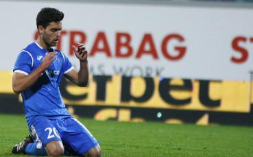 Нашименто се връща в групата на Левски за мача със Септември