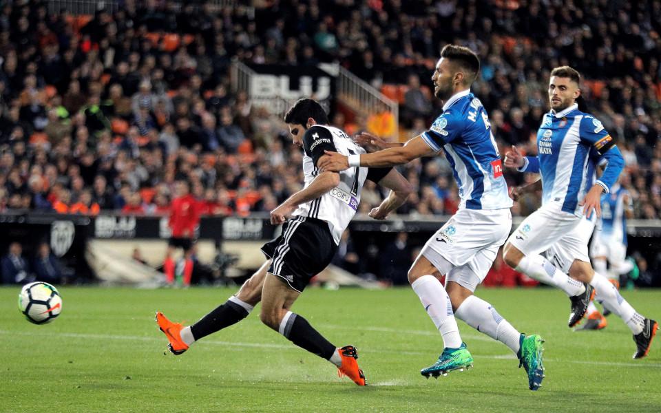 Валенсия изпревари Реал Мадрид