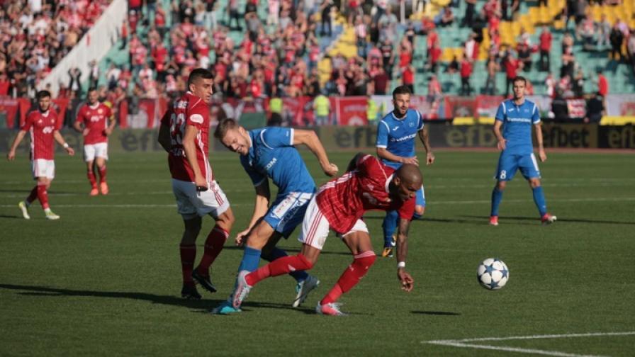 Футболни клубове: Проектозаконът на Симеонов ще нанесе сериозен удар