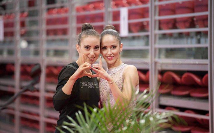 Владинова се завръща към състезанията, с Тасева ще участват в Пезаро