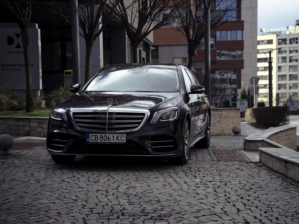 """- Клише, народна мъдрост, наречете го както щете, но за този автомобил важи с пълна сила всичко изброено: """"Mercedes си е Mercedes"""", """"Mercedes и всички..."""