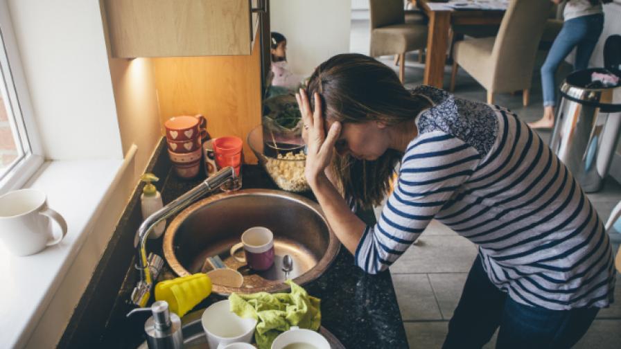 Едно домашно задължение, което разваля семейния живот