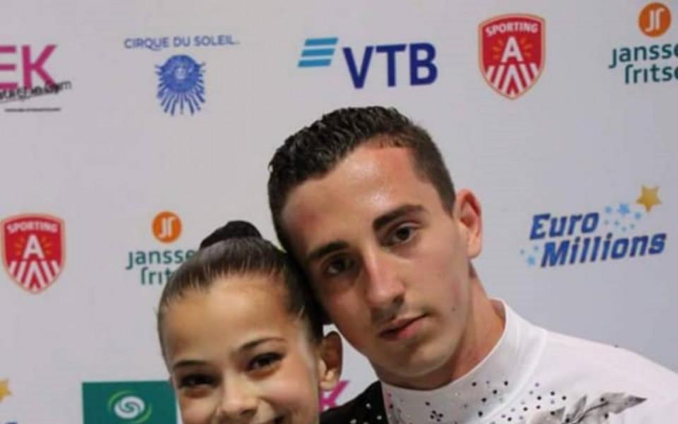 Български успех в акробатиката