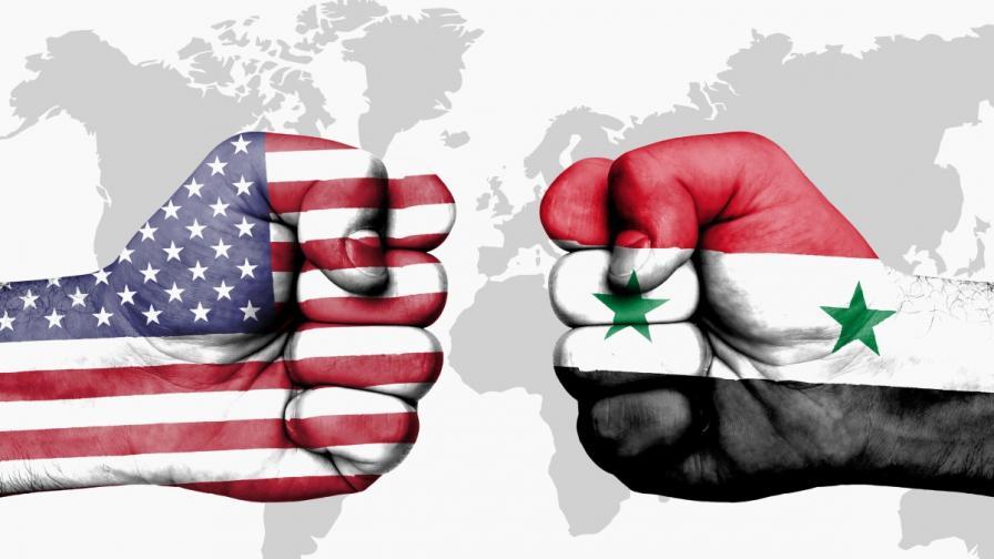 Сирийската армия евакуира ключови сгради в Дамаск