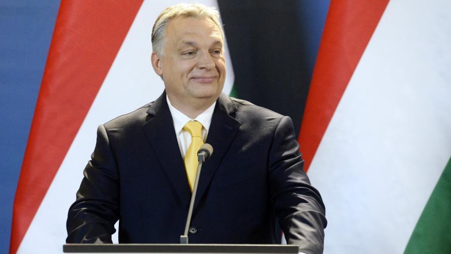 """Орбан предупреди Брюксел за европейската """"империя"""""""