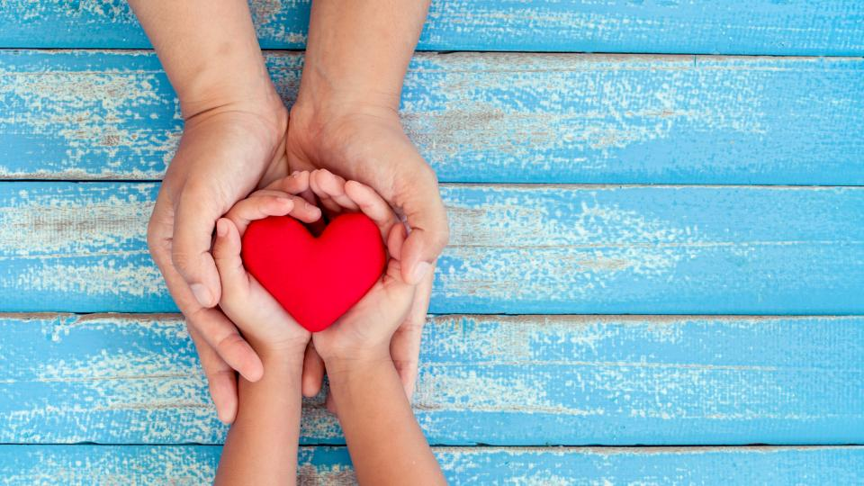 сърце приятели любов