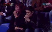 Любимата на Теди Салпаров стиска палци