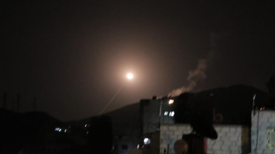 Асад атакува последния бастион на бунтовниците