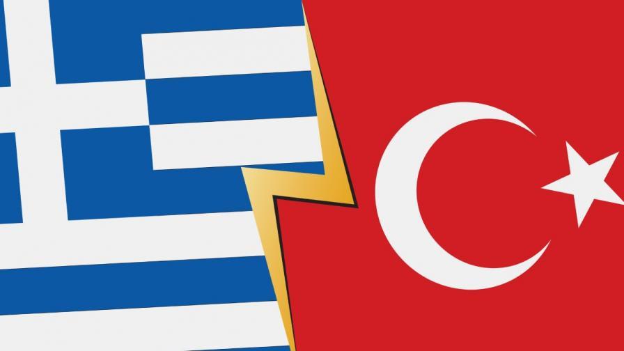 НАТО: Напрежението между Гърция и Турция не е наш проблем