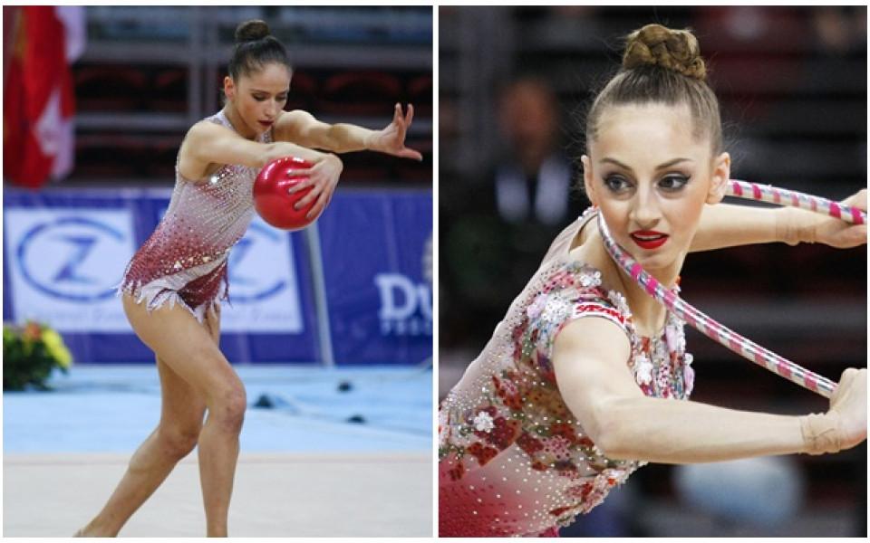 Един медал за българските грации от финалите на СК в Ташкент