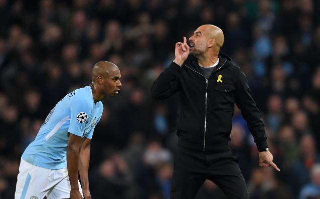 Манчестър Сити отпадна на четвъртфиналната фаза на Шампионската лига от