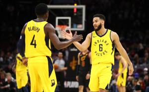 Индиана дръпна на Кливланд в НБА, резултати