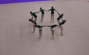 Национален отбор-девойки по Естетическа групова гимнастика
