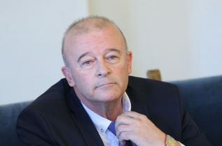 Зам.-министърът на транспорта Ангел Попов