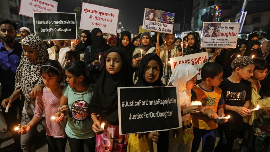 Изнасилване и убийство на 8-годишно момиче шокира света