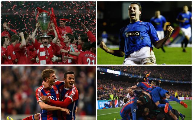 Снимка: Топ 10 на феноменалните обрати в Шампионската лига