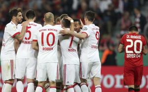 Байерн Мюнхен попиля Леверкузен за Купата, на финал е