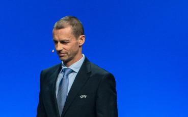 Босът на УЕФА разкри за готвени промени във футбола