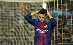 Денис Суарес също се е вкопчил в мечтата Барселона