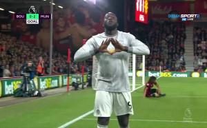 Борнемут инкасира втори гол срещу Юнайтед