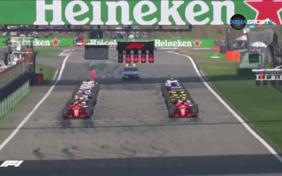 Отменят Гран При на Китай във Формула 1