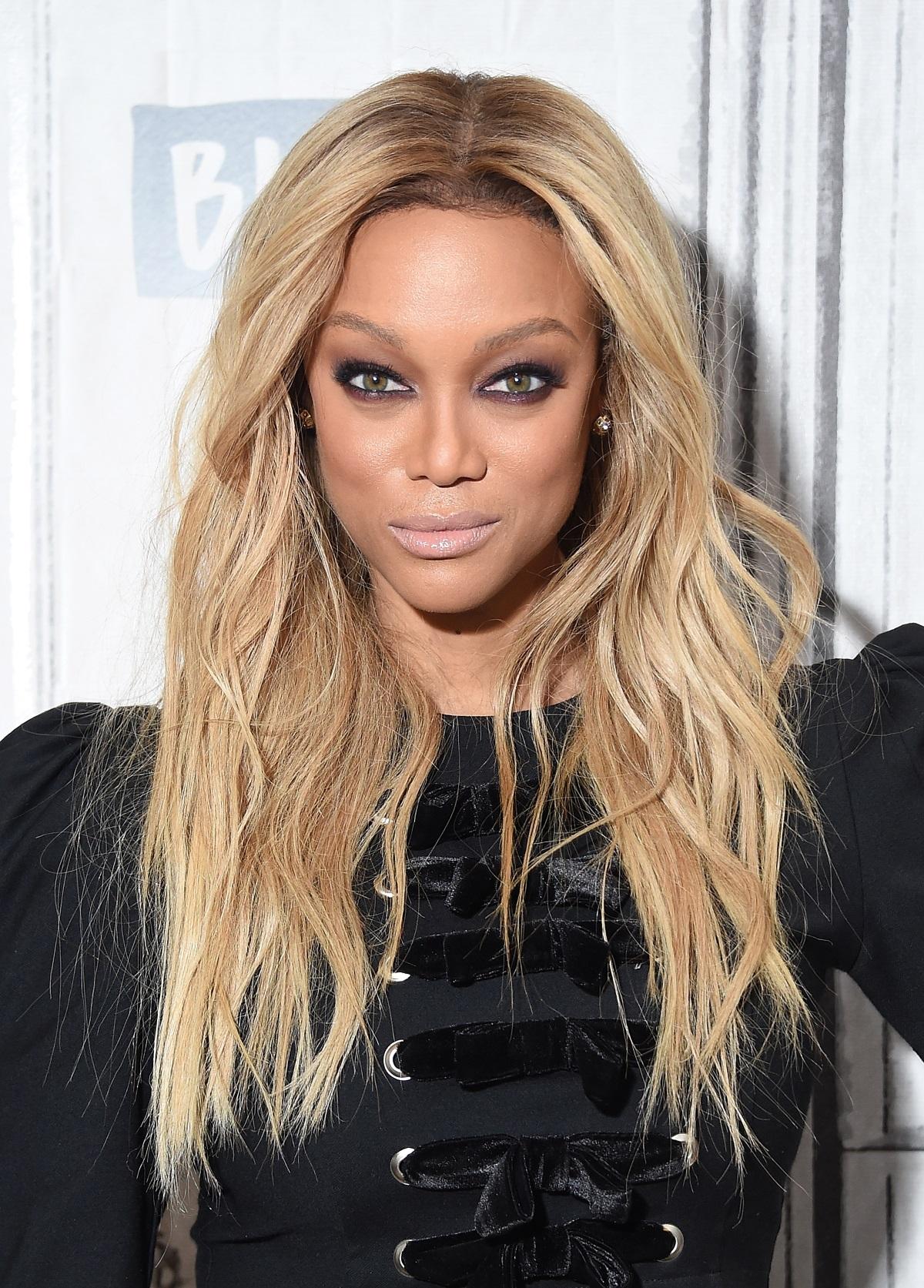 """Известният модел Тайра Банкс не крие, че се е подлагала на интервенция на носа и смята, че """"естествената красота е несправедлива""""."""