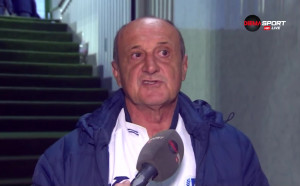 ЦСКА и Левски си размениха по едно полувреме