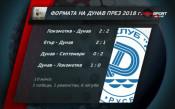 Формата на Дунав през 2018-а