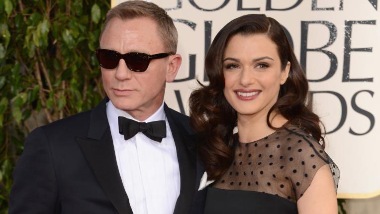 Бебе 007: Прекрасна новина за Даниел Крейг и Рейчъл Уайс