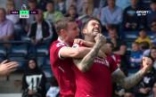 Ингс даде аванс на Ливърпул с първия си гол за сезона