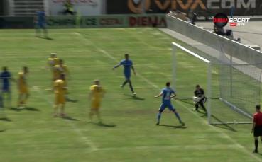 Имаше ли гол за Левски срещу Верея?