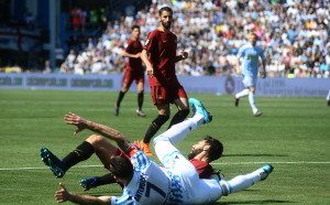 Рома преби слабак за загрявка преди Ливърпул