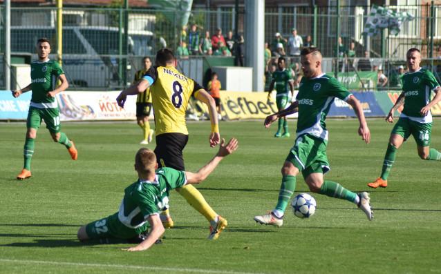 Лудогорец се наложи с 4:2 над Ботев Пловдив в здрав