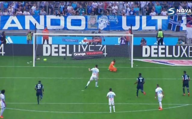 Марсилия смля гостуващия Лил с 5:1 в мач от 34-ия