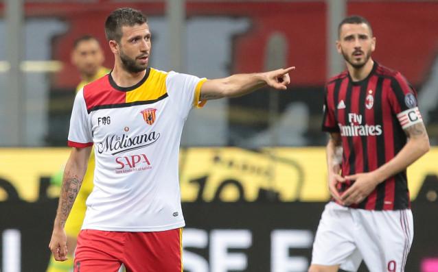 Кошмарът на Милан и Дженаро Гатузо - Беневенто официално изпадна