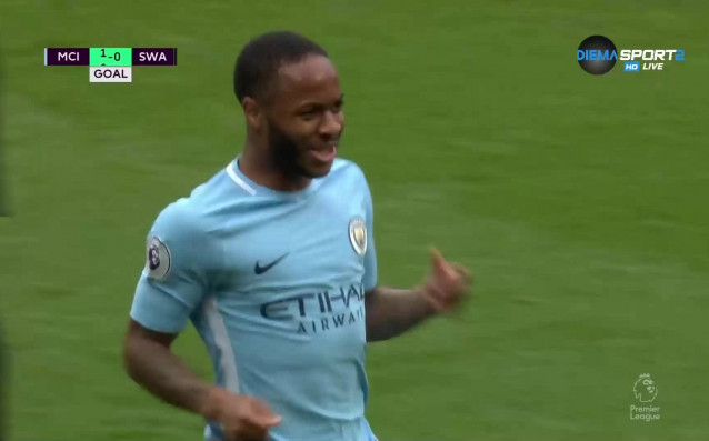 Манчестър Сити продължава да се забавлява в първото си домакинство