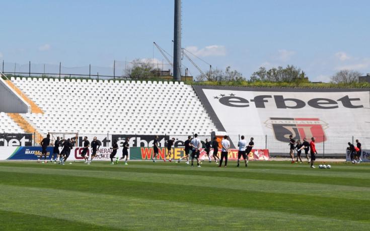 Локомотив Пловдив договори контрола с отбора на Пандев