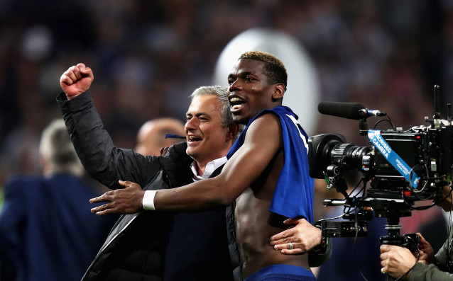 Полузащитникът на Манчестър Юнайтед Пол Погба отрече за конфликт с